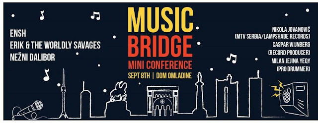 Music Bridge konferencija