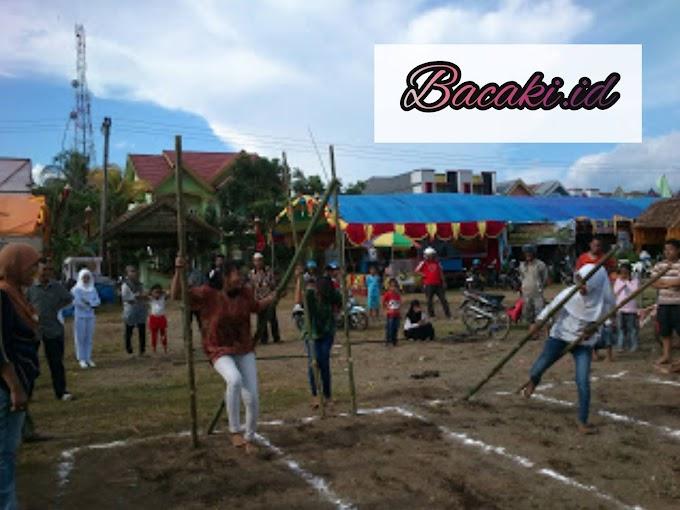 Permaianan Olahraga Tradisional ENGRANG