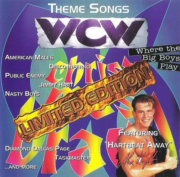 WCW Christmas Brawl 1996 CD album review - track by track