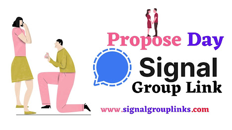 Propose Day Signal Group Link