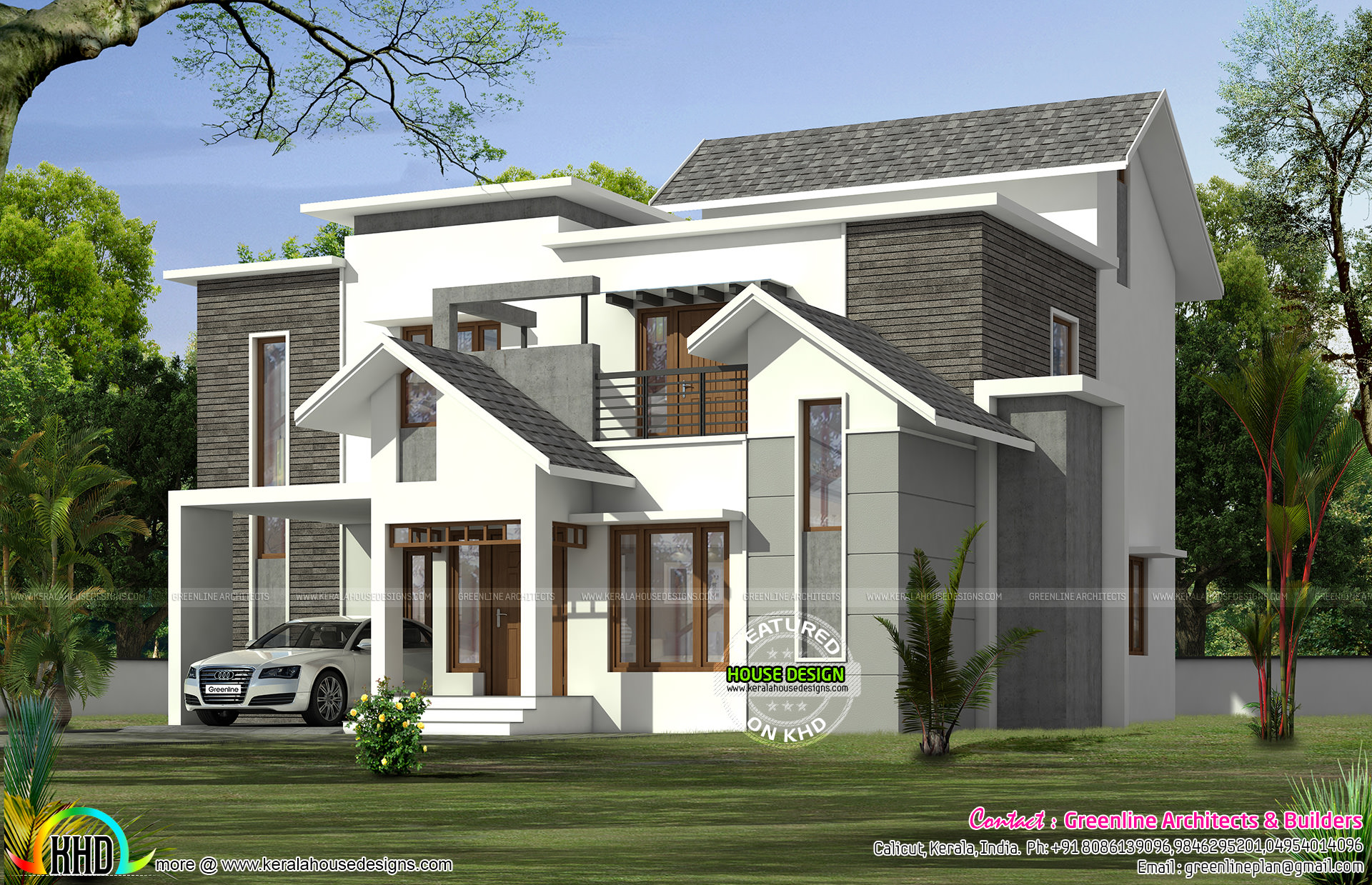 See floor plans read more please follow kerala home design - Design Style Modern See Facility Details Read More Please Follow Kerala Home Design