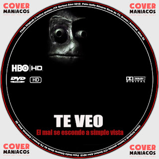 GALLETA TE VEO- I SEE YOU 2019[COVER DVD]
