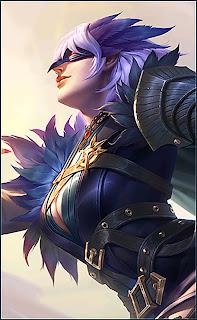 Natalia Midnight Raven Heroes Assassin of Skins V2