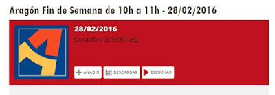 http://www.aragonradio.es/podcast/emision/137167/