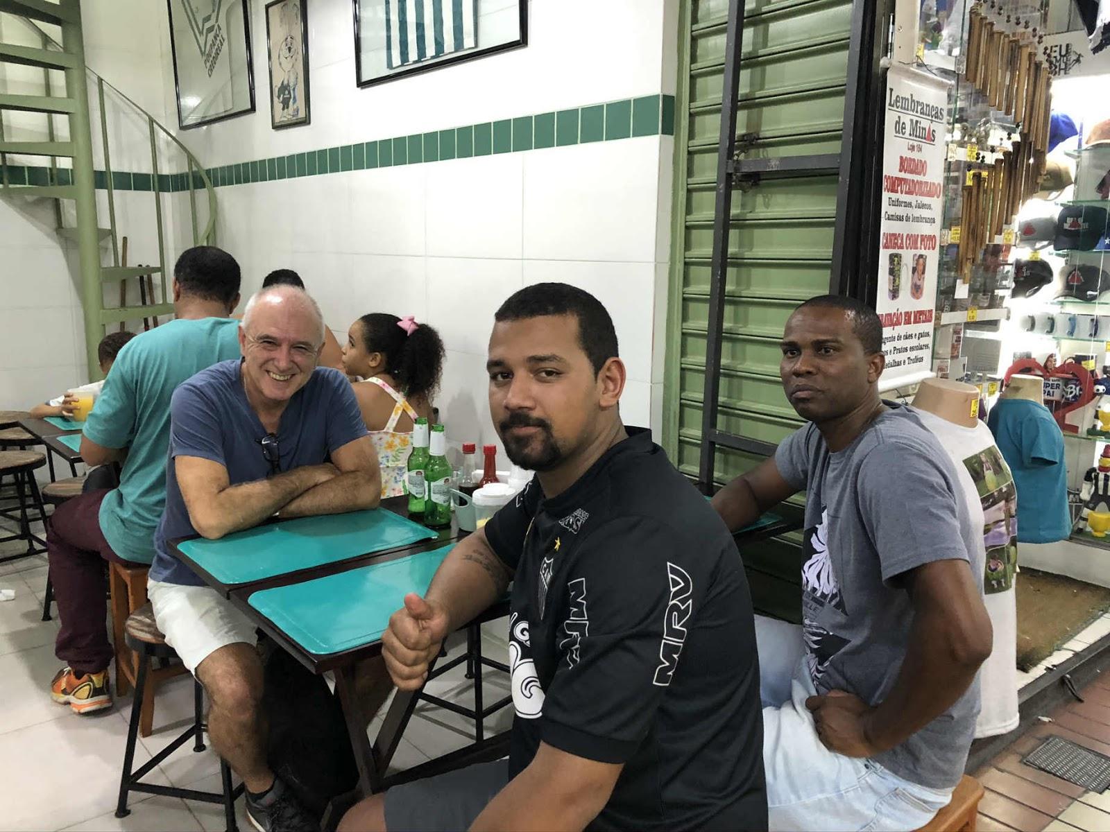 Restaurante Jorge Americano - Belo Horizonte