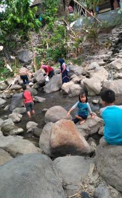 Sungai Bedog Kampung Flory