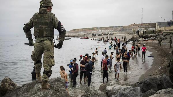 Hécatombe sur les Costas espagnoles: des dizaines de migrants clandestins algériens meurent en mer