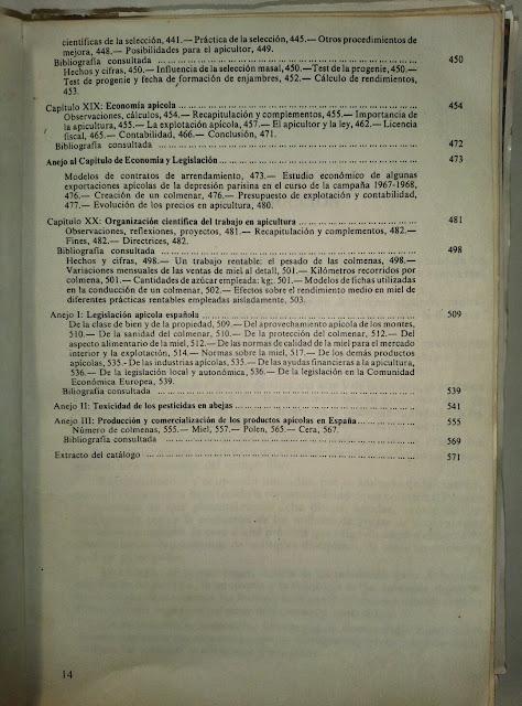 14 - La biblia del apicultor 200318 - El Apicultor Español: Actitud y Aptitud