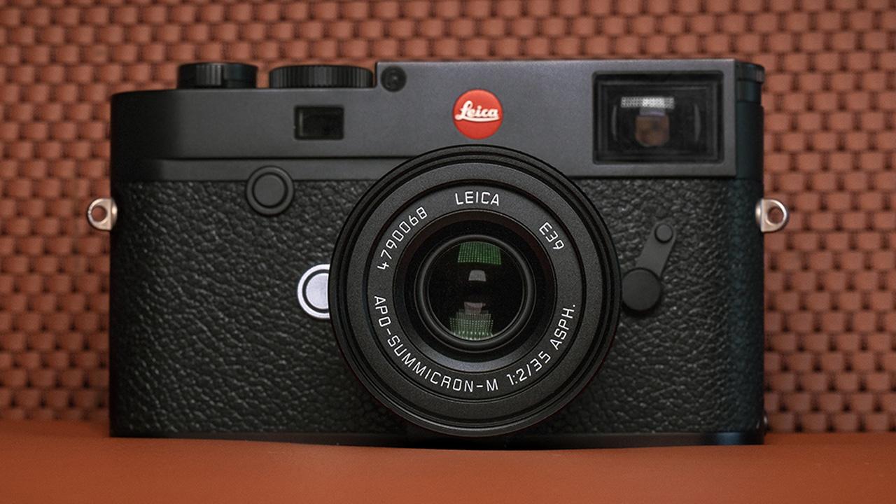 Объектив Leica APO-Summicron-M 35mm f/2 ASPH. с камерой Leica