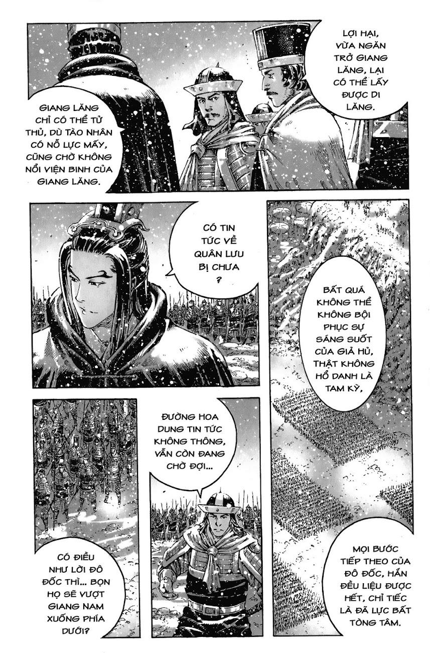 Hỏa phụng liêu nguyên Chương 444: Thành tựu Võ Thánh [Remake] trang 6
