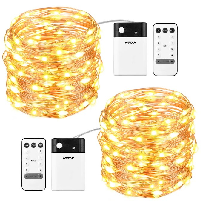 String lights (2 pack)    65% OFF  ONLY $6.99
