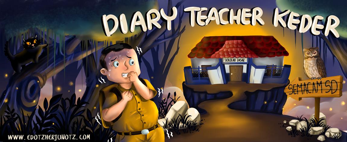 Diary Teacher Keder