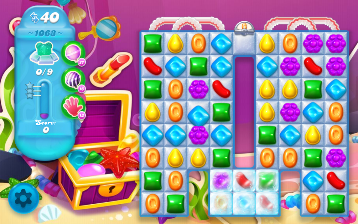 Candy Crush Soda Saga 1063