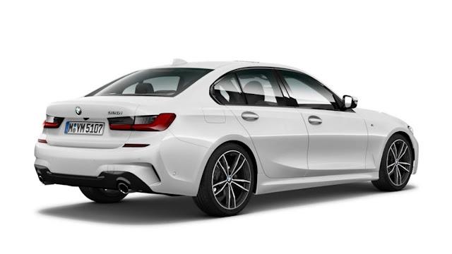 Novo BMW 320i 2020 M-Sport