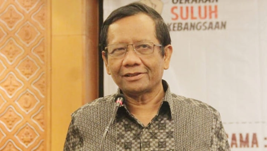 Mahfud MD Tegaskan Indonesia Tak Lagi Mengenal Referendum