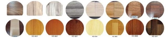 Mengenal jenis lantai Vinyl yang bermotifkan kayu