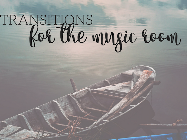 Transition Tuesday: Canoe Song and Land of the Silver Birch