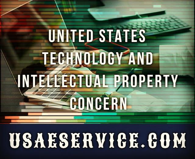 United States Technology Intellectual Property