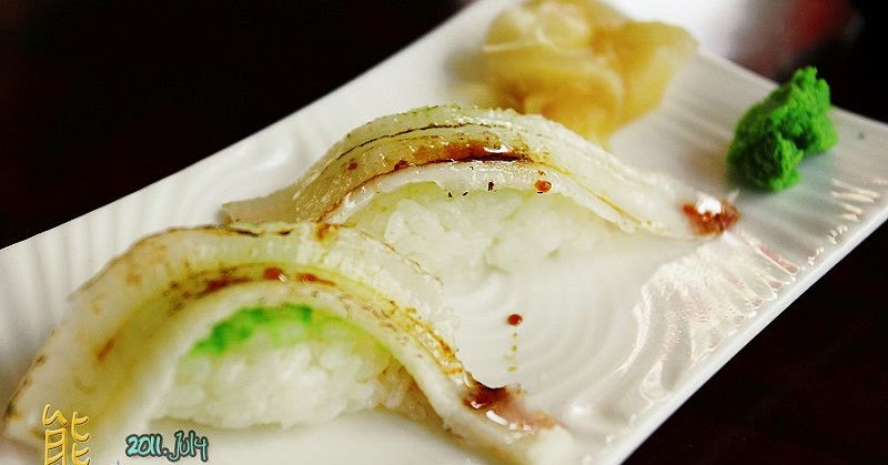大雄料理店 三峽臺北大學國學街周邊美食~美味Q彈的比目魚壽司