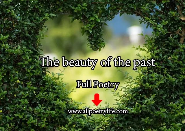 English Love Poetry· - The beauty of the past
