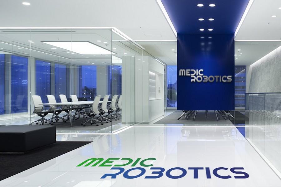 Medic Robotics Mock Office