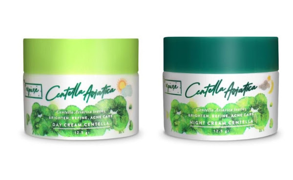 N'Pure Centella Asiatica Day and Night Cream Mengatasi Jerawatan dan Bekasnya