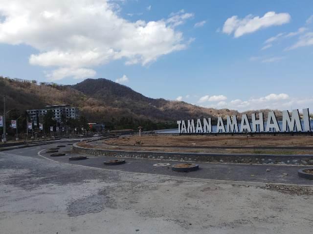 Taman Amahami Kota Bima