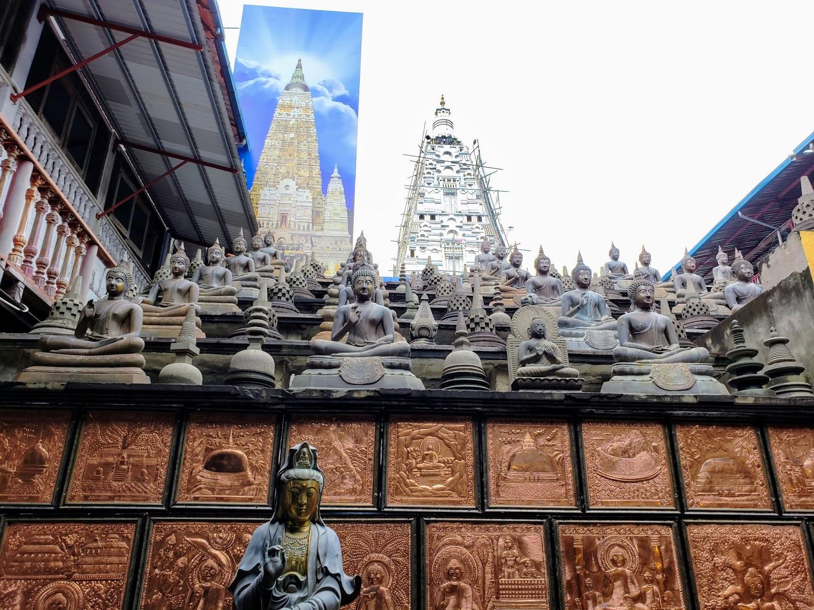 गंगा रम्य मंदिर, कोलंबो