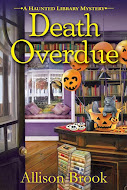 1st Haunted Library mystery series. Agatha Finalist and Library Journal Pick of the Month.