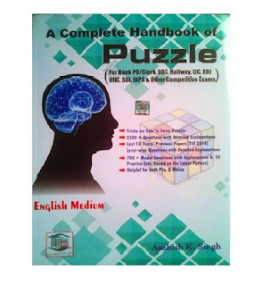 A Complete Handbook of Puzzle - MB Publication