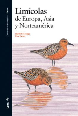 Libro: Limícolas de Europa, Asia y Norteamérica