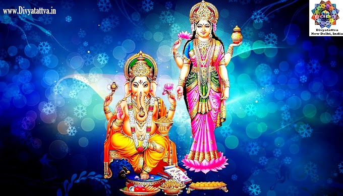 Happy Diwali Goddess Luxmi Hd Wallpaper Lord Ganesha Images Free Download