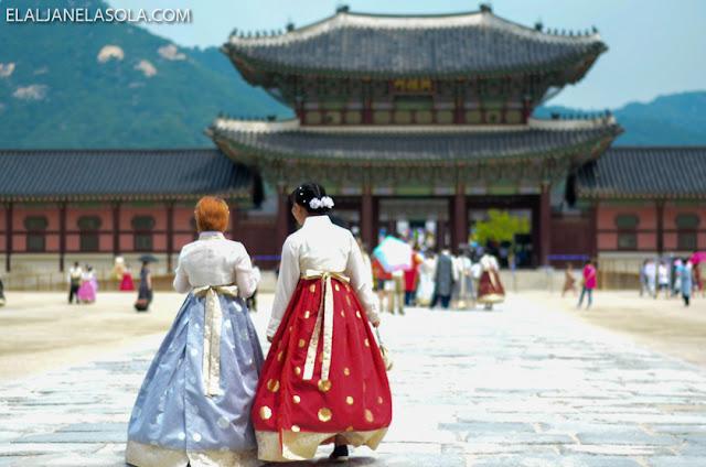 Seoul City, South Korea Itinerary