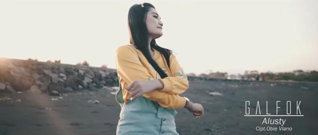 Lirik Lagu Galfok - Alusty (2019)