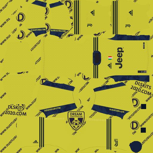 Kit dls Juventus 2021