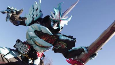 Kamen Rider Saber Primitive Dragon