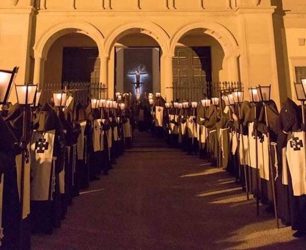 La Noche Oscura de Úbeda saldrá desde Santa María el próximo Martes Santo