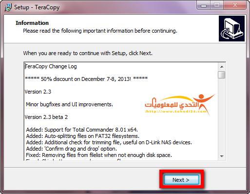 2015 04 26 003840 - [برنامج] برنامج تسريع نقل الملفات داخل الحاسوب بسرعة عالية جدا
