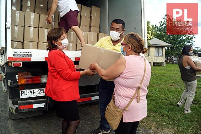 Puyehue: $35 millones para alimentos