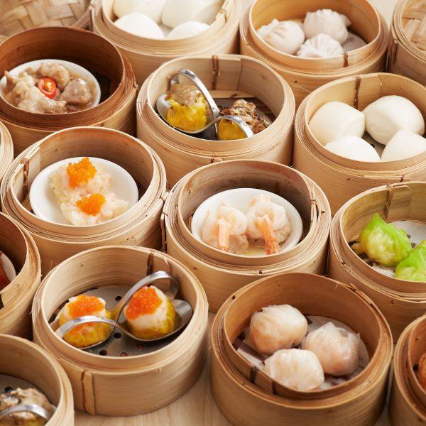 chinese food dim sum sedap kl