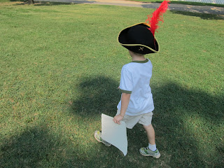 Colonial Williamsburg Scavenger Hunt