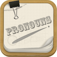 Pronouns English - Apps for Working on Pronouns from And Next Comes L