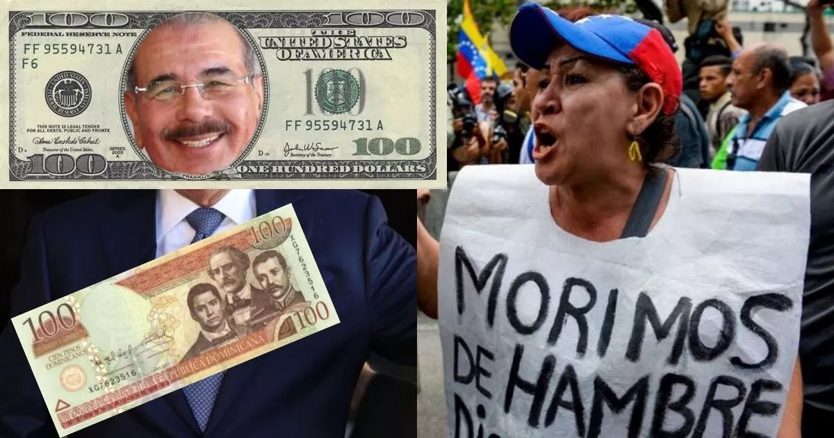 Dominicana Rumbo A Gran Crisis