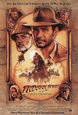 Courtney Tomesch January 2017 Movies Indiana Jones and the Last Crusade