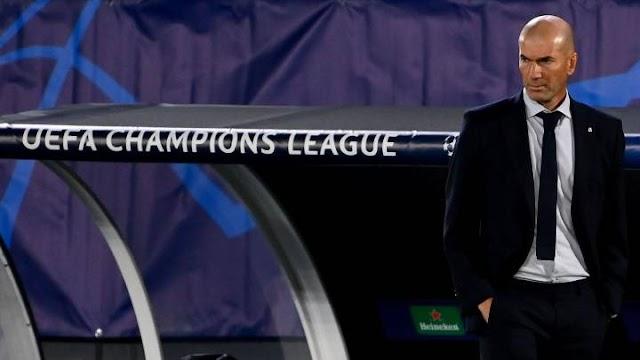 Ζιντάν: Δεν έχει χάσει ποτέ στο Καμπ Νόου ως προπονητής
