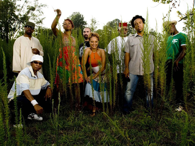 Hip Hop Universe - Arrested Development band