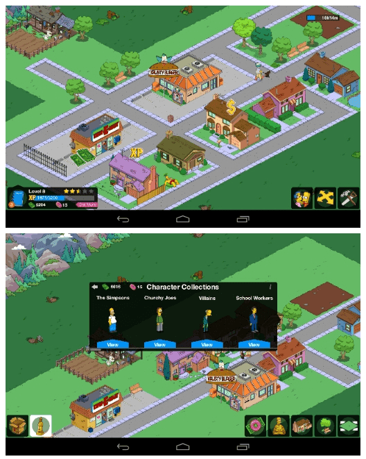 the simpsons tapped out v4 19 5 mod apk mega mod