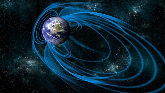 Το μαγνητικό πεδίο της Γης μπορεί να αλλάξει 10 φορές γρηγορότερα από τη σκέψη