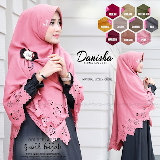 danisha by quail hijab