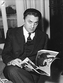 Fellini was one of Italy's greatest film directors
